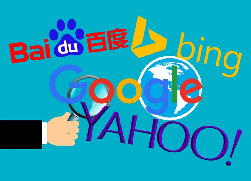 Search engine optimization image.